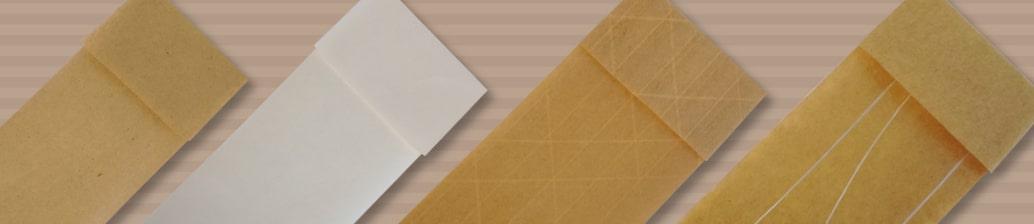 Gegommeerd Papier